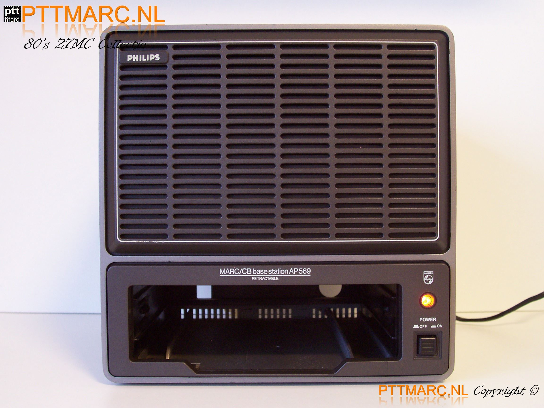 MARC CB Base Station AP 569